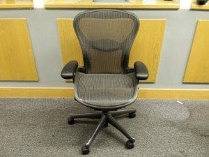 Herman Miller Aeron Chair (2)