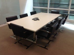 Meeting Room Tables & Chairs